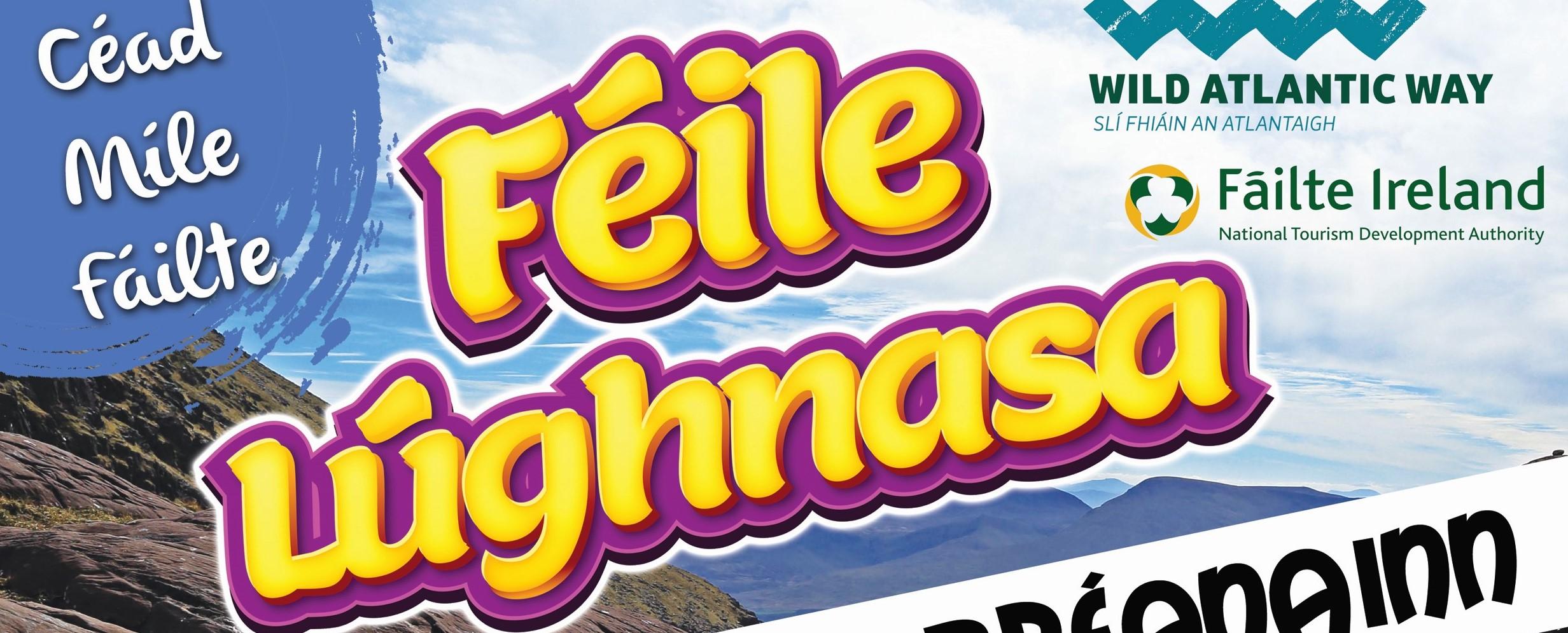 Banner CFLT Féile Lughnasa
